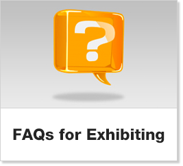 FAQs for Exhibiting