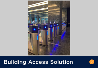 Building Access Solution